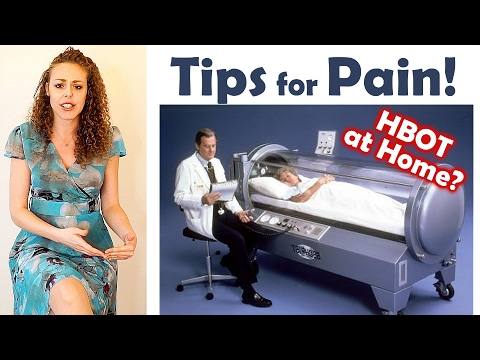 How To Stop Pain! Tips & Topical Pain Relief, Oxygen, Athletes, Injury, Muscle & Joint Pain