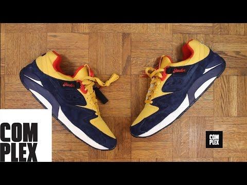 7edf574d Packer Shoes x Saucony Grid 9000