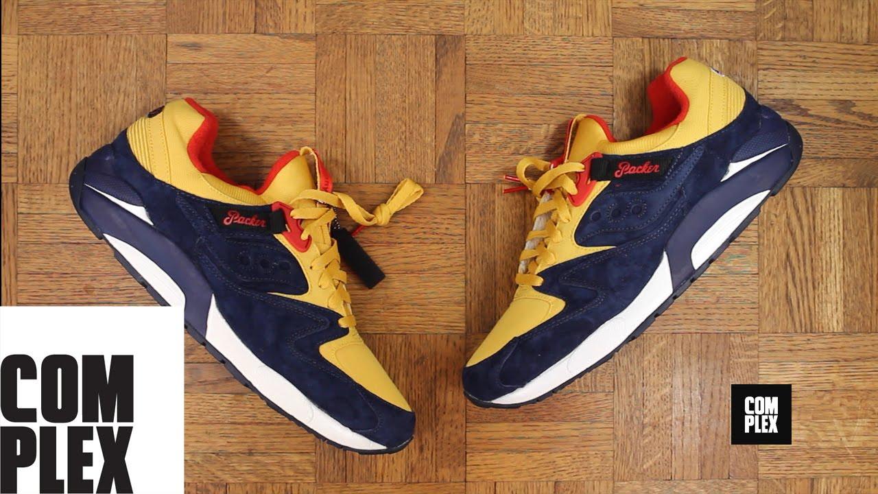 6545ac52d745 Packer Shoes x Saucony Grid 9000