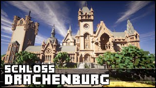 Minecraft - Castle / Palace (Schloss Drachenburg)