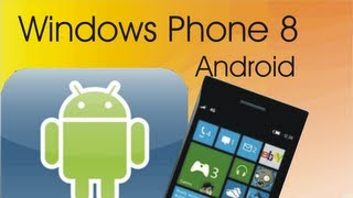 WindowsPhone 8 no Android [APP REVIEW]