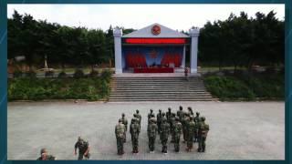 中華基督教會何福堂書院 廣州黃埔軍校訓練 ~結業典禮~ 15