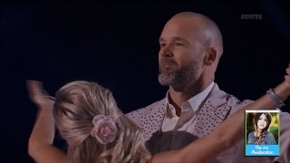 Dancing with the Stars 24 - David Ross & Lindsay | LIVE 5-8-17