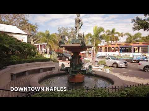 Florida Waterfront City Tour - Naples, Marco Island and the Ever...