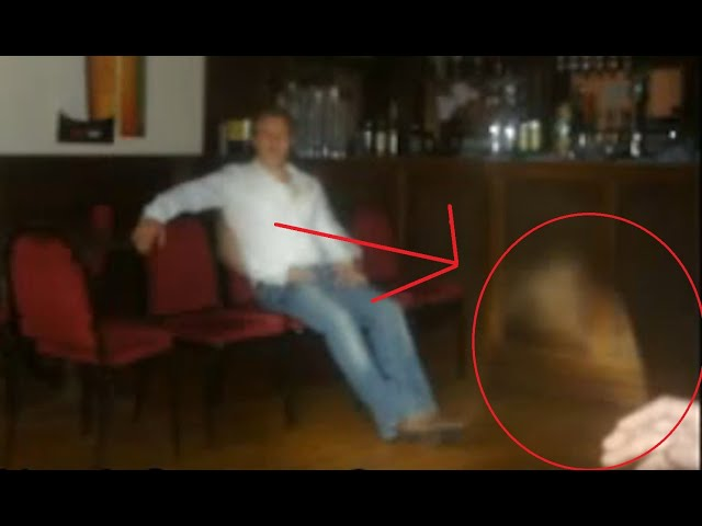 Creepy ghost girl encountered in haunted South Wales Pub. What happened next is terrifying.