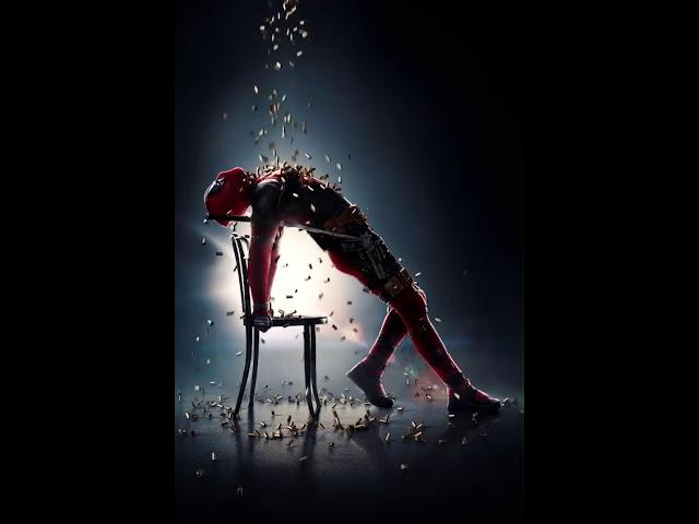 Deadpool 2 Motion Poster