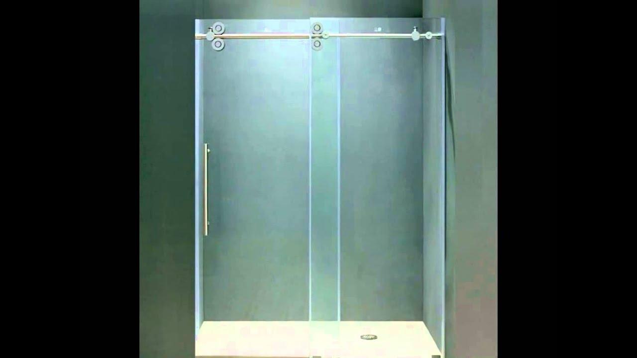 Shower stall doors home depot by jamesgathii.com - YouTube