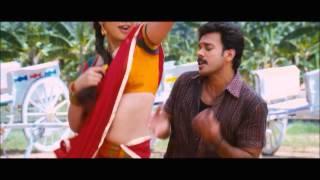 Attakathi Actress Nandita Navel