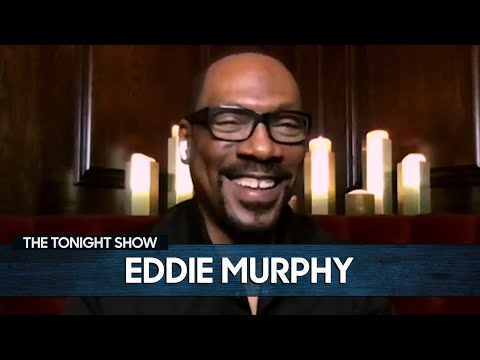 Eddie Murphy Never Planned on Doing a Coming to America Sequel | The Tonight Show