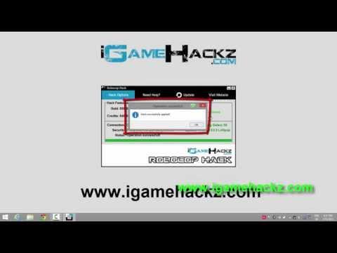 Robocop Hack 2015