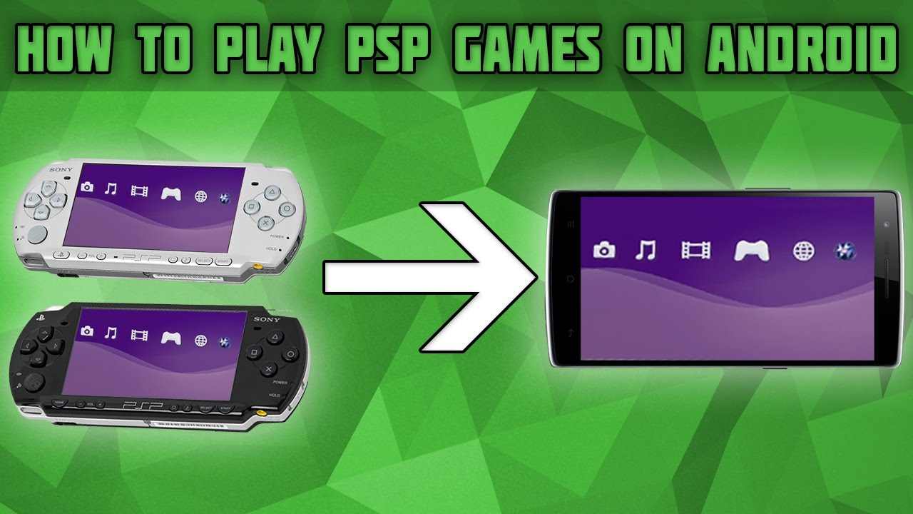 how to play psp games on pc using emulator