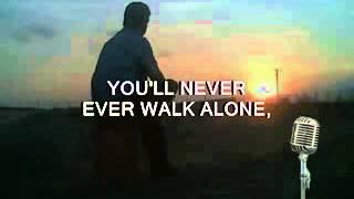 You'll never walk alone - My version gospel karaoke