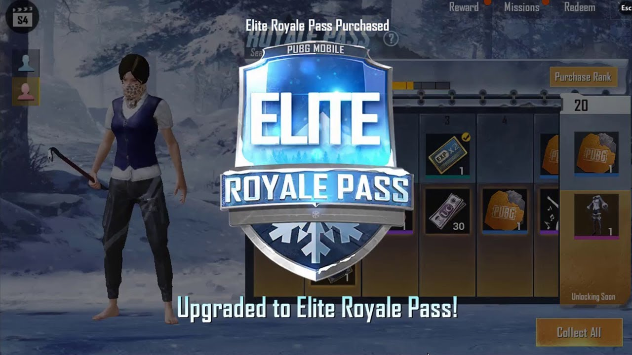 How To Upgrade Pubg Mobile Elite Royale Pass In Tencent Gaming Buddy - technicalbawaji abdulwahabshah pubgmobile