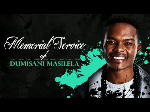 Memorial Service of Dumisani Masilela 09 August 2017