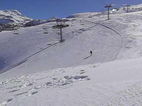 Ski Saint martin loic vinz alexis hervé