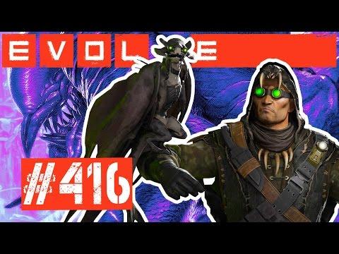 Evolve: Elite Crow Dont Go