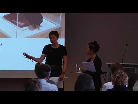 """ART/NATURE Conference Berlin: """"How Not to Be a Stuffed Animal"""", S. Schmitt, L. Young"""