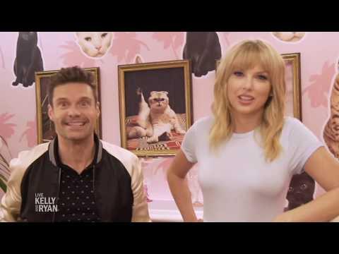 Taylor Swift Reveals Wango Tango Performance Had a #TS7 Easter Egg | iHeartRadio