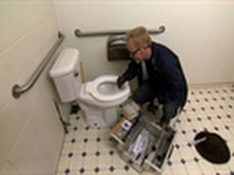 MythBusters: Hidden Nasties: Nastier than a Toilet