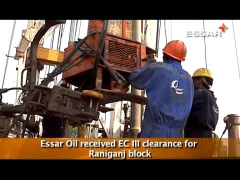 Essar Oil receives clearence for Raniganj block