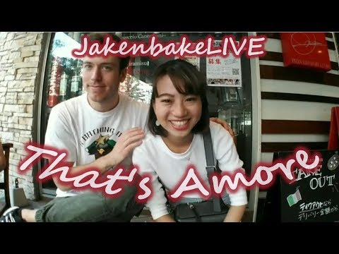 JakenbakeLIVE - That's Amore Music Video (extended version)