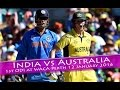 India Vs Australia 2016 Series | Ms Dhoni Smashing Sixes video