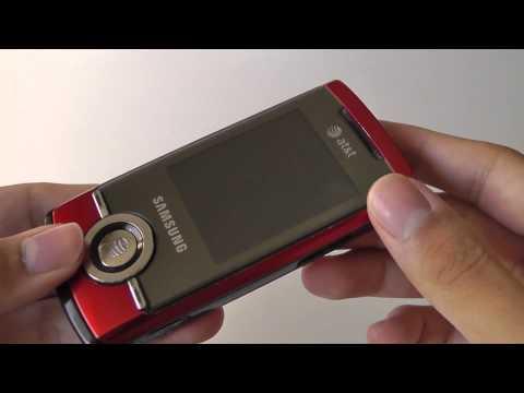 Retro Throwback: Samsung SGH-A777 (AT&T)
