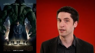 The Incredible Hulk movie review