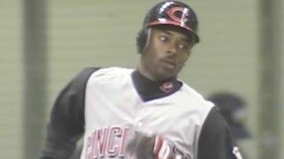 CIN@MIL: Tucker hits first Miller Park home run