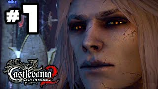 Castlevania Lords of Shadow 2 Revelations DLC Walkthrough Part 1 - Mission: Alucard