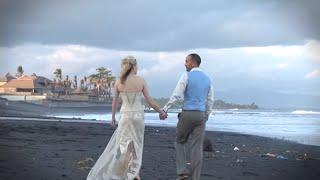 Majapahit Beachfront Villa | Ria & Jonathan | Legal Wedding | Bali Wedding Butler (7/7/2012)