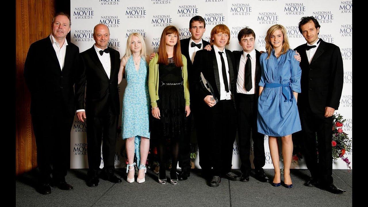 harry potter cast growing up 2001-2011 - YouTube Emma Stone