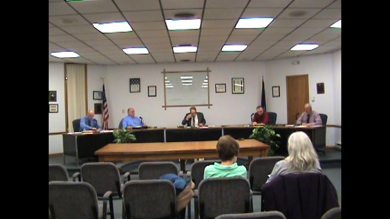 Rouses Point Village Board Meeting  2-19-19