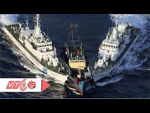 Tàu Trung Quốc đâm tàu Việt như thế nào? | VTC