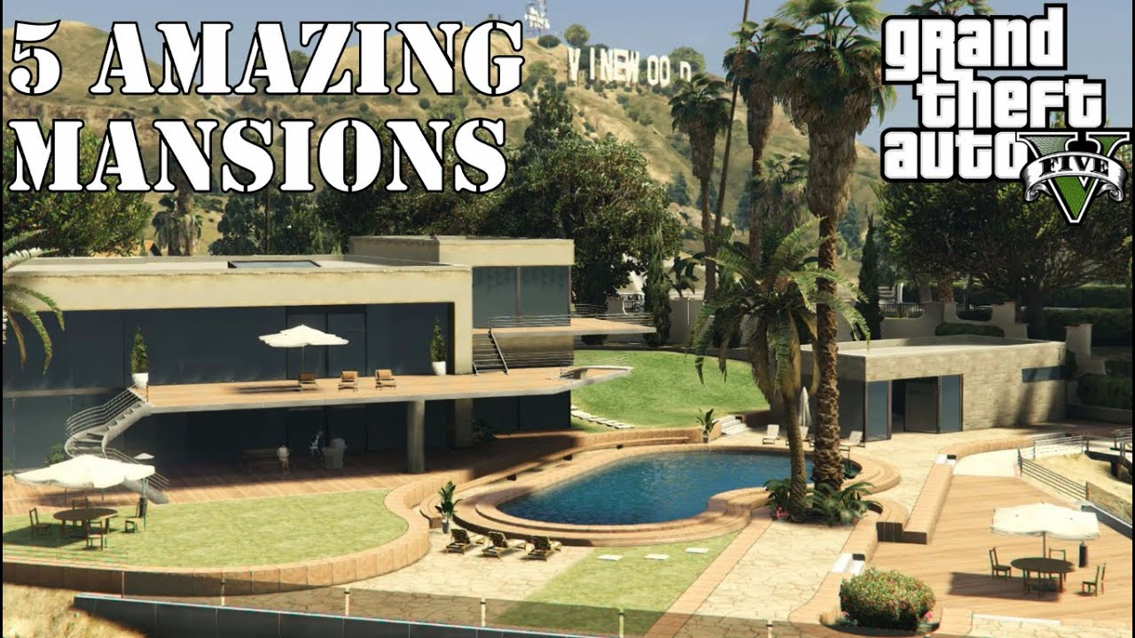 Amazing mansions pictures modern house for Amazing mansions
