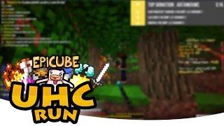 UHC RUN EPICUBE #15 | 1 MIN DE PRÉPARATION