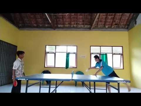 Ping Pong Amatir - Sutino VS Ali (Game 4)