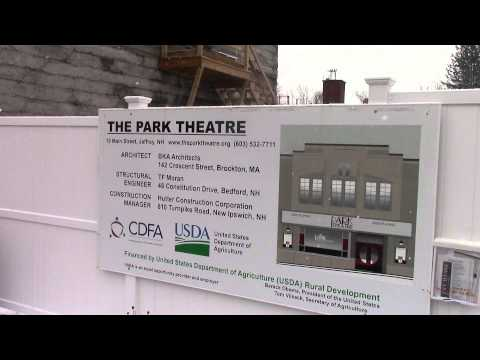 Cracker Welfare:  The United States Department of Agriculture Funding a Theater