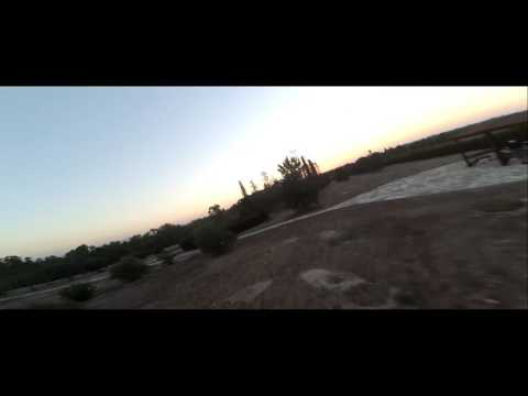 SCX200 DIY Maiden Flight:) Tuning Session. Getting there !:)