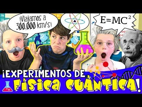 👨🏻🔬¿¿quÉ-pasarÍa-si-viajáramos-a-300.000km/seg??-🚀👩🏻🏫¡¡3-experimentos-de-fÍsica-cuántica!!