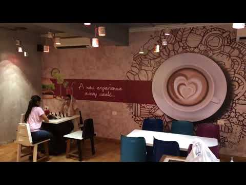 Cafe sweets hub cg road Ahmedabad