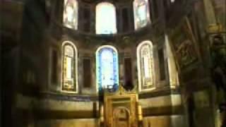 Турция. Стамбул. Софийский собор.(http://www.town-explorer.ru/istanbul/ - достопримечательности Стамбула на карте, фото и видео., 2011-10-03T18:40:40.000Z)