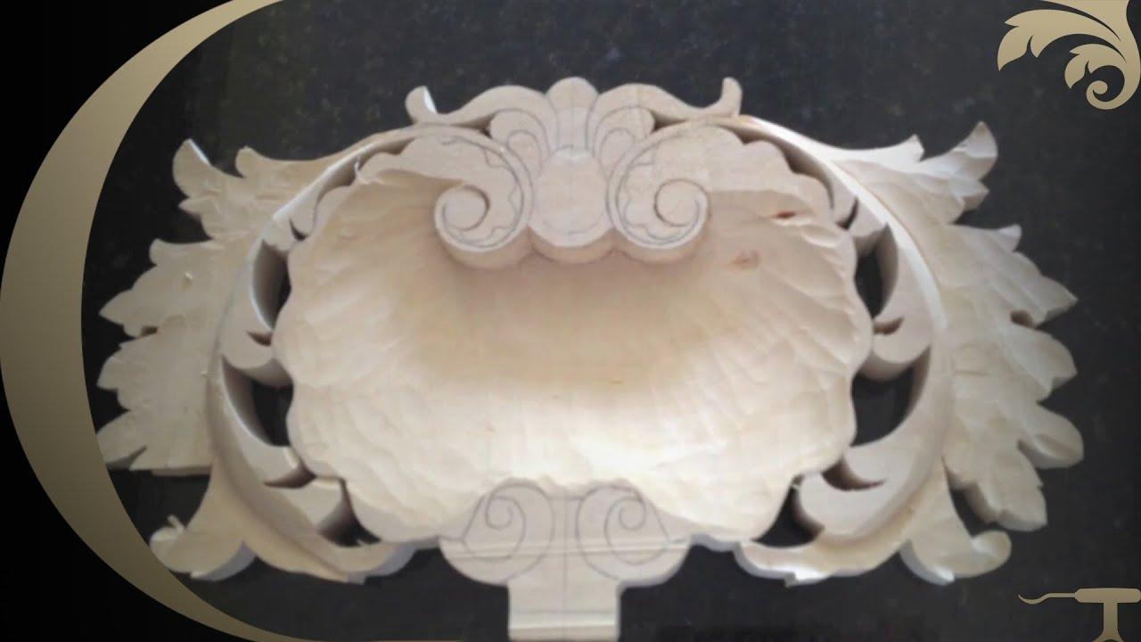 WOOD CARVED PARTS FOR FURNITURE , Woodcarving By Master Wood Carver  Alexander Grabovetskiy   YouTube