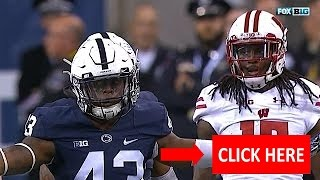 2016 Big Ten Championship -  Wisconsin vs Penn State-Big-Ten-championship-game
