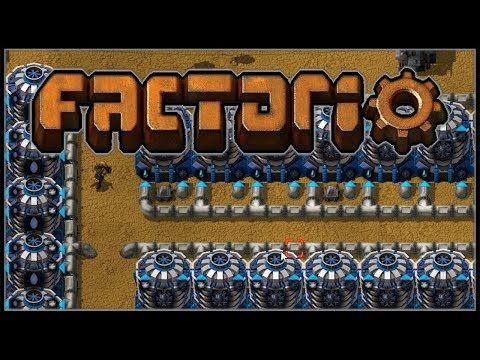 Factorio Sea Block #18 - Iron Butterfly (0.15)