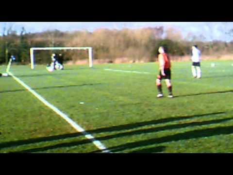 AFC Lincoln Green v The Shakespeare 29th December 2013 2nd Half