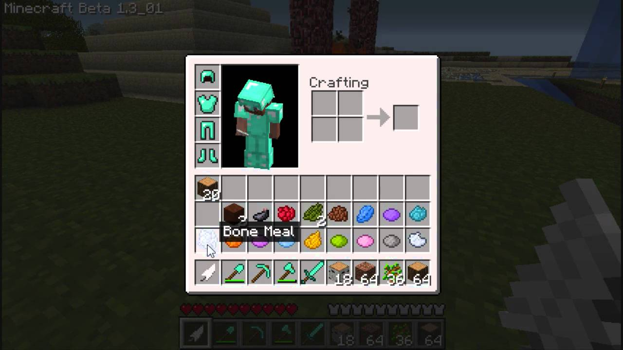 How To Craft Brown Dye In Minecraft