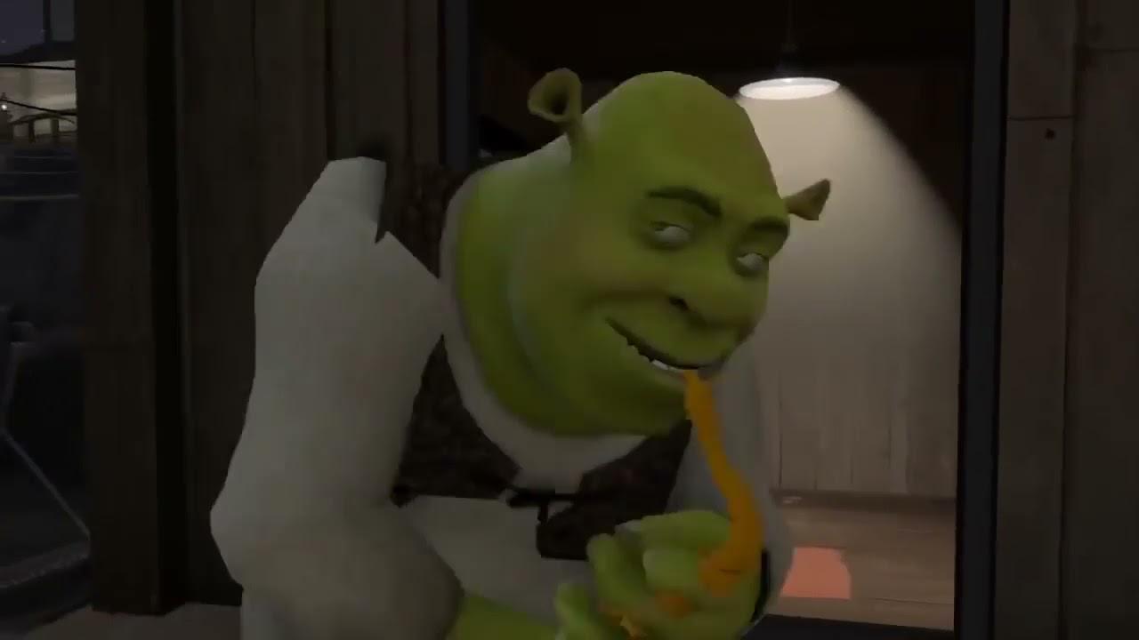 1 Hour of Shreksophone meme