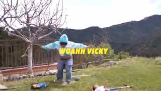 Woah Vicky (WSHH) (Bhad Bhabie Diss Track) Official Music Video