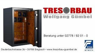 Tresorbau Gümbel • Sicherheit mit Tradition